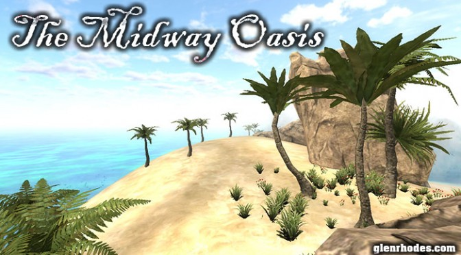 The Midway Oasis – Oculus Rift VR Game